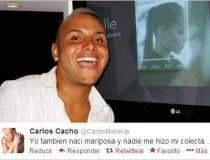 Carlos Cacho Twitter