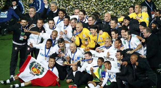 Corinthians campeón mundial de clubes con gol del peruano Paolo Guerrero