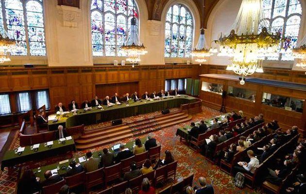 Corte de la Haya