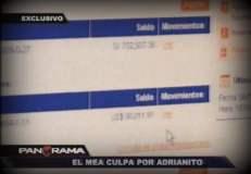 """Estado real de la cuenta bancaria de """"Adrianito"""""""
