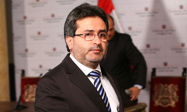 Jiménez Mayor deja la PCM y entra el presidente regional César Villanueva