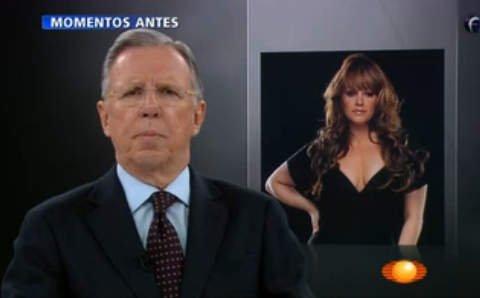 López Dóriga confirma muerte de Jenni Rivera