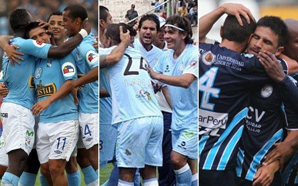 Sporting Cristal, Real Garcilaso y la U. César Vallejo ya conocen a sus rivales de la Copa Libertadores 2013
