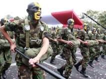 Soldados de nuestro Ejército Peruano