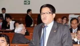 Congresista Aldo Bardalez