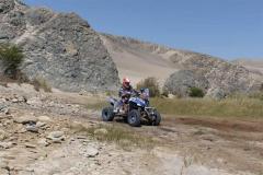 El Rally Dakar 2013 sigue desarrollándose de gran manera. Hoy ingresó a territorio argentino.