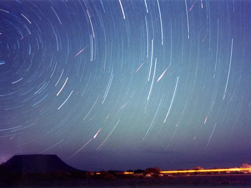 Lluvia de estrellas será visible en EE.UU y Latinoamérica