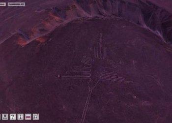 Las líneas de Nazca en tour virtual