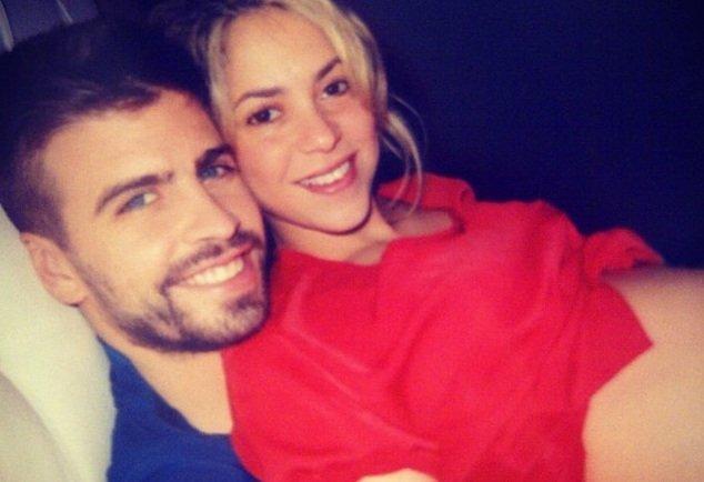 Shakira y Piqué ya son felices padres de Milán