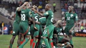 Burkina Faso derrotó en penales a Ghana y llegó a su primera final de la Copa Africana de fútbol