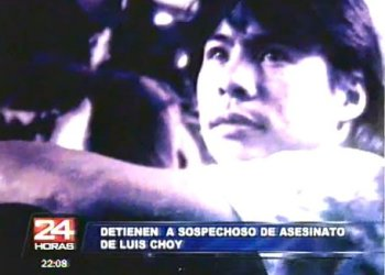 Luis Choy (Video 24 Horas)
