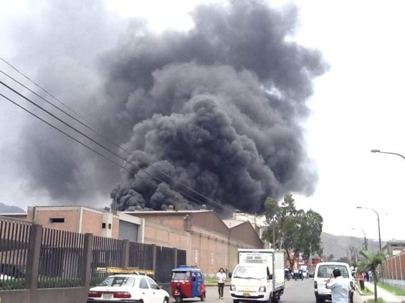 Niños de 2 y 4 años murieron tras incendio en Chiclayo