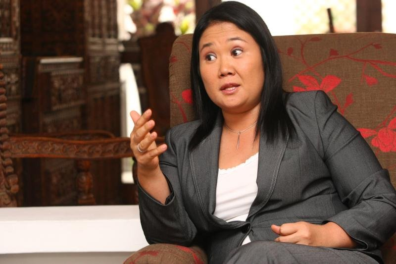 Keiko Fujimori: