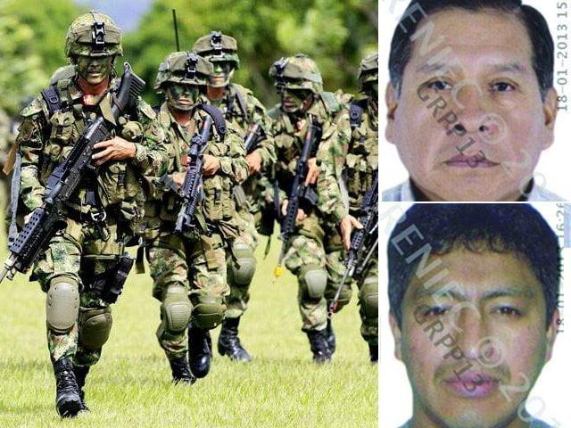 Javier Leandro Ochoa Aguilar y José Antonio Mamani Saico volverían a salvo con sus familias (Foto: RPP)