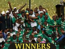 Nigeria se consagró campeón de Africa por tercera vez en su historia