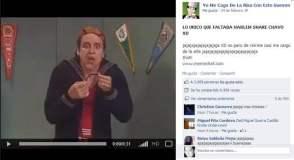 Quico inicia el Harlem Shake del Chavo del 8 (Facebook)