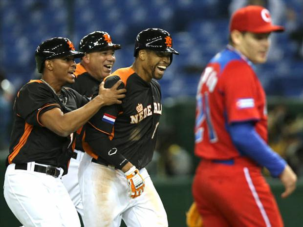 Holanda sigue con racha ganadora ante Cuba. Los europeos consiguieron el pasaje a San Francisco eliminando a los caribeños.