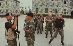 Soldados peruanos en Harlem Shake (Video Reporte Semanal)