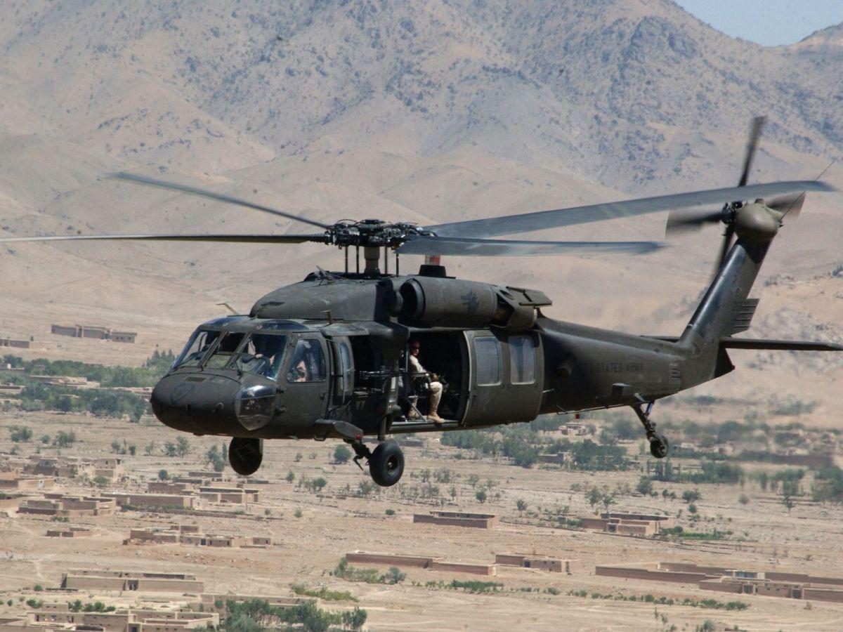 Helicóptero norteamericano se estrella en frontera con Corea del Norte