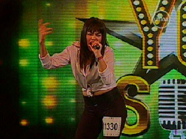 Jovita Mego se metió al bolsillo al jurado de Yo Soy
