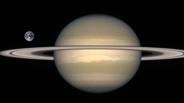 Saturno se alineará hoy con la Tierra y se verá con más claridad