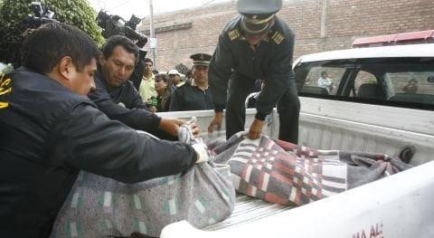 Madre embarazada e hija mueren degolladas en Barranca (Cortesía Huaral.pe)
