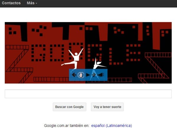 Google rinde homenaje al diseñador gráfico de Hollywood Saul Bass