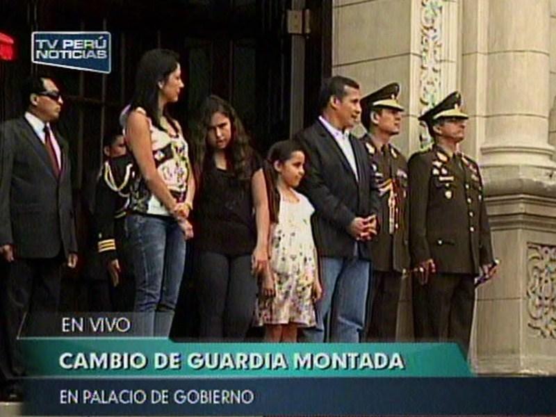 Ollanta, Nadine e Illary reaparecen tras ataques por ley sobre 'comida chatarra'