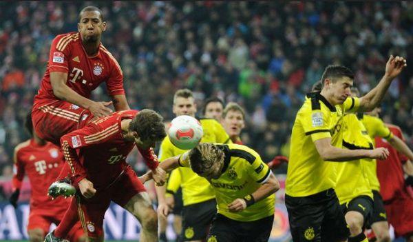 En vivo: Bayern Munich vs Borussia Dortmund por la Champions League