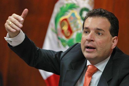 Chehade pide que Cancillería sancione a embajador del Perú en Venezuela