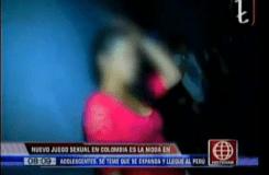 La ruleta: El juego sexual adolescente que provoca varios embarazos (Video)