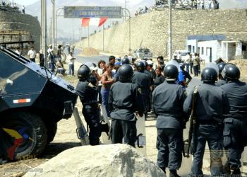 Suspenden por cuarta vez desalojo en azucarera Andahuasi