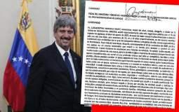 Embajador peruano en Venezuela tiene doble nacionalidad y sería bígamo