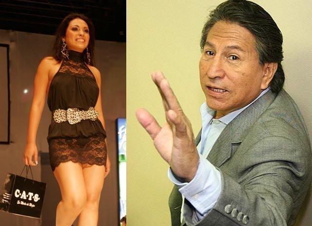 Otra denuncia contra Toledo y Lady Bardales por la venta de un inmueble (Audio)