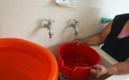 Junte agua potable, Sedapal corta hoy el servicio por 24 horas