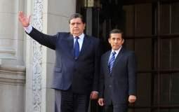 """Humala en alusión a Alan García: """"Lo que hay es una reelección vitalicia"""""""