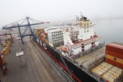 Arequipa sufrió un déficit en sus exportaciones durante los primeros cuatro meses del año.