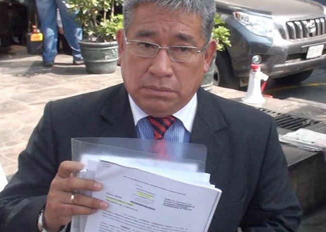 Juez dispone que Facundo Chinguel vaya 9 meses a prisión
