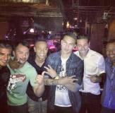 ¿Realidad o photoshop? Pizarro y Guerrero ampayados en discoteca