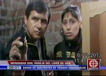 (América Noticias) Aparece la Gringasha II, otra bella joven vinculada con la delincuencia