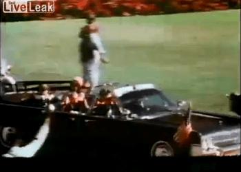 Difunden nuevo video del atentado contra John F. Kennedy en 1963