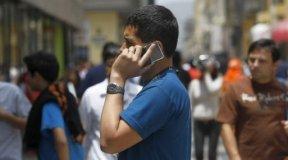 Fuerte sismo colapsó servicio de telefonía movil y fallan envíos de SMS