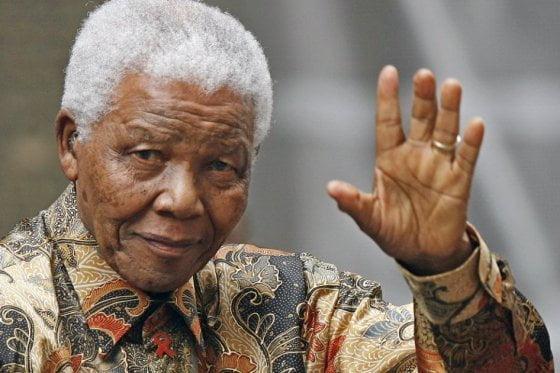 Falleció Nelson Mandela a los 95 años de edad