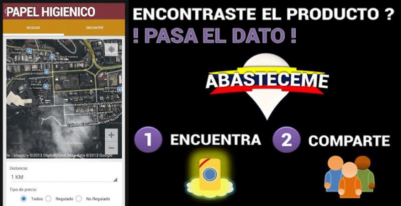 Crean aplicación para encontrar papel higiénico en Venezuela