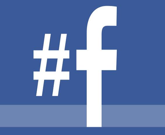 A lo Twitter, Facebook estrena uso de #hashtags o etiquetas