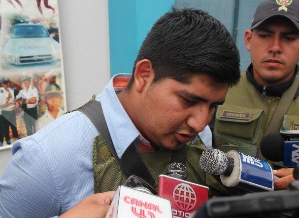 """Recapturan a delincuente """"Pícolo"""" integrante de 'La Gran Familia'"""