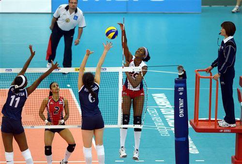 La selección juvenil femenina de vóley sumó su segunda derrota en el mundial que se lleva a cabo en R. Checa.