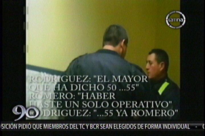 Desbaratan red de corrupción en Policía Motorizada de Lima