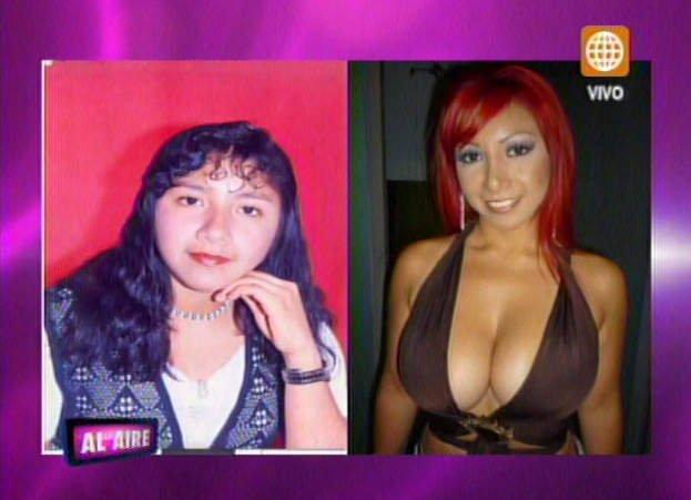 Daysi Araujo, antes y después: La foto que causa polémica