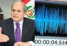 Cateriano se apura en denunciar chuponeo pero habría audio bomba
